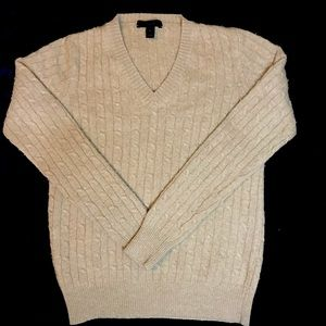 J.Crew Cable-Knit Sweater